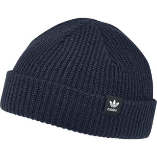 Adidas Originals Beanie SHORT Mütze - navy