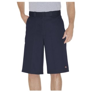 "Dickies Shorts 13"" Multipocket  - blau"