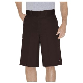 "Dickies Shorts 13"" Multipocket  - braun"