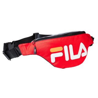 FILA Waist Bag Bauchtasche HipBag  - blocing fiery red
