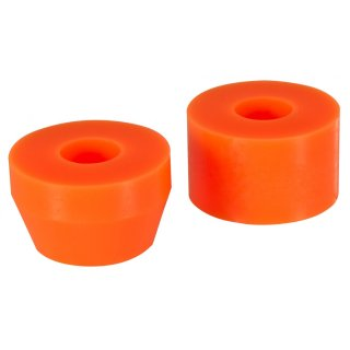 Jelly Bushings Lenkgummis 1 Set - 85A/neon orange