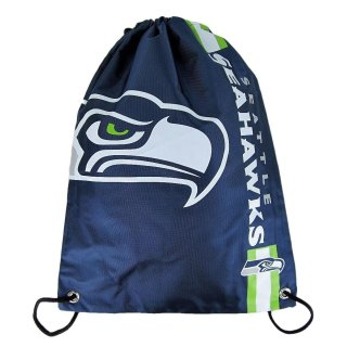 NFL Sportbeutel Cropped Team Logo  - Seattle Seahawks