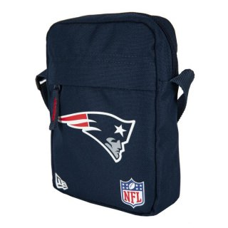 NFL Umhängetasche Side Bag Team blau - New England Patriots