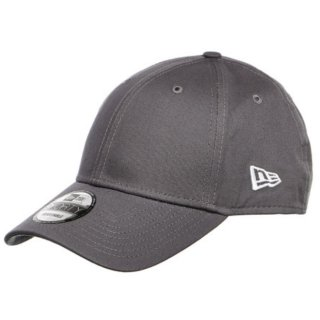 New Era Baseball Cap 9forty Basic - grau