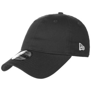 New Era Baseball Cap 9forty Basic - schwarz