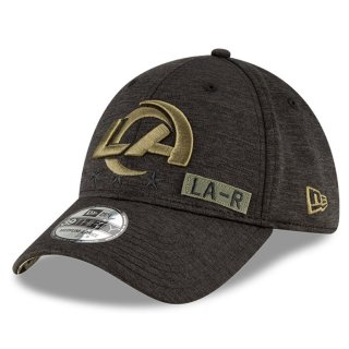 New Era Cap Salute To Service 39thirty schwarz - Los Angeles Rams