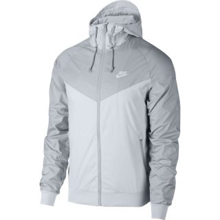 Nike Windrunner Jacket Windjacke - pure platinum/grau