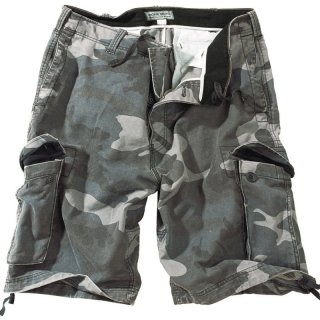 Surplus Vintage Shorts Cargo Pant - nightcamo