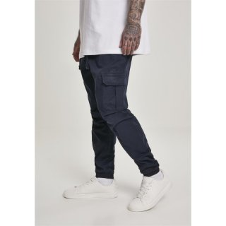 Urban Classics Cargo Jogging Pants - navy