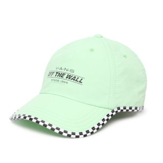 Vans Cap Check It Twice verstellbar  - grün