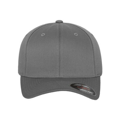 Flexfit Baseball Cap basic grau L/XL