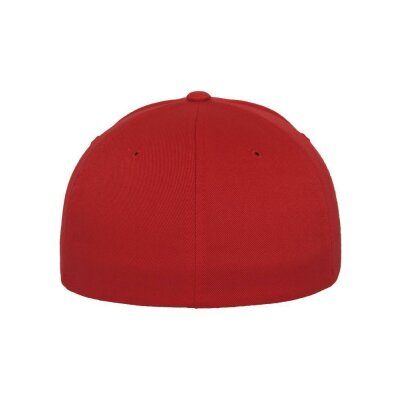 Flexfit Baseball Cap basic rot Youth