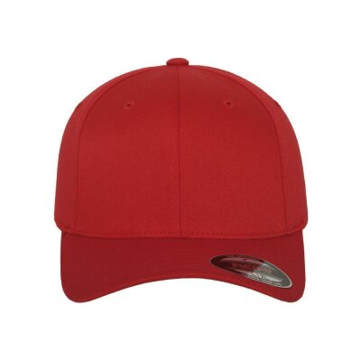 Flexfit Baseball Cap basic rot L/XL