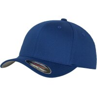 Flexfit Baseball Cap basic royal blau