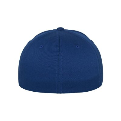 Flexfit Baseball Cap basic royal blau L/XL