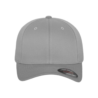 Flexfit Baseball Cap basic silber grau L/XL