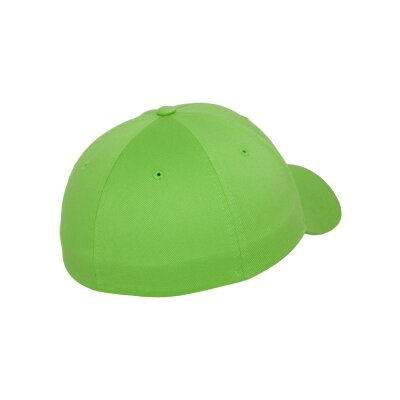 Flexfit Baseball Cap basic fresh grün S/M
