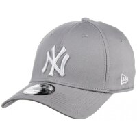 New Era Cap 39thirty New York Yankees grau/weiß