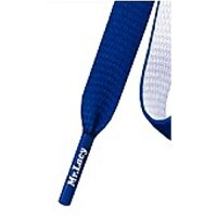Mr. Lacy Schnürsenkel clubbies royal blue whi