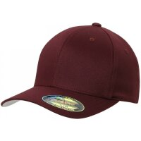 Flexfit Baseball Cap basic maroon Youth