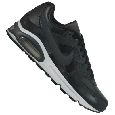Nike Air Max Command Leather schwarz/anthrazit/grey 42/8,5
