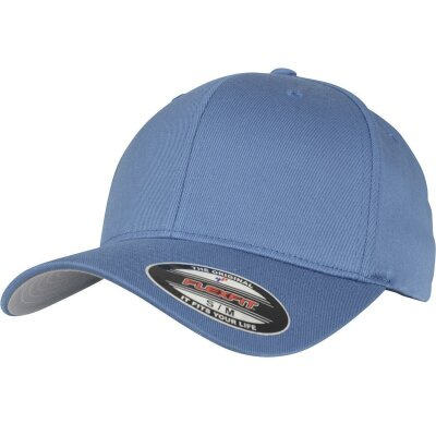 Flexfit Baseball Cap basic slate blue S/M