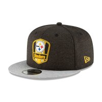 New Era 9Fifty Cap Pittsburgh Steelers Sideline away