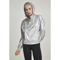 Urban Classics Schlupfjacke Holographic Pull Over Jacket