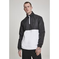 Urban Classics Windjacke Stand Up Collar Pull Over...