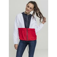 Urban Classics Oversize Windbreaker firered