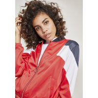 Urban Classics Trainingsjacke firered/navy/white