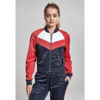 Urban Classics Trainingsjacke Short Raglan firered