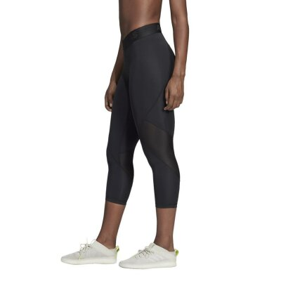 Adidas Originals Sport Leggings Tigh 3/4 schwarz XS