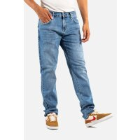 Reell Herren Jeans BARFLY retro light blue