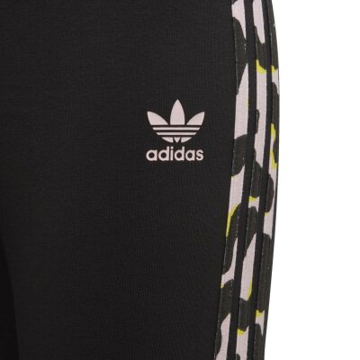 Adidas Originals Kinder Leggings schwarz/multi