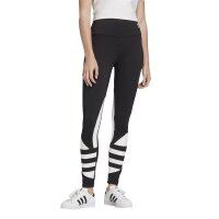 Adidas Originals Leggings LOGO Tight schwarz/weiß