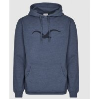 Cleptomanicx Kapuzenpullover Möwe heather blue