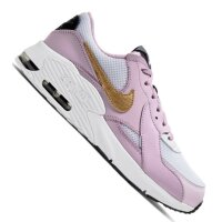 Nike Air Max EXCEE Kinder Sneaker (GS) weiß/lila/gold...