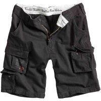 Surplus Trooper Shorts Cargoshort schwarz