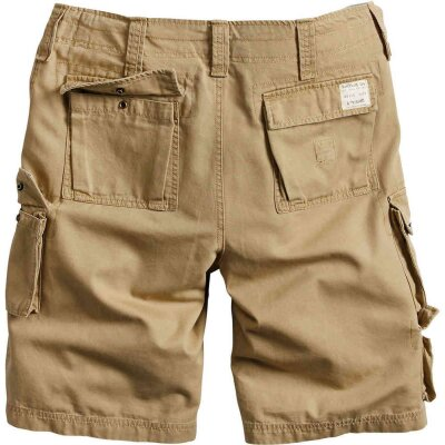 Surplus Trooper Shorts Cargoshort beige