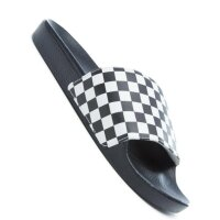 Vans Badelatschen Slide-On checkerboard Sandale