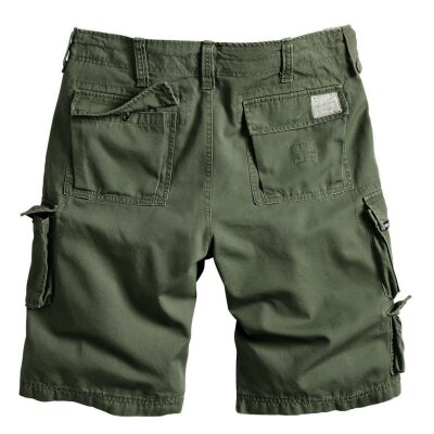 Surplus Trooper Shorts Cargoshort olive L