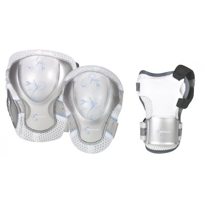Powerslide Protection Schützer Air PURE Tri-Pack L