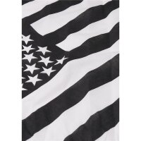 Bandana Nickituch Premium stars & stripes black