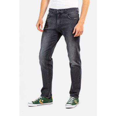 Reell Herren Jeans BARFLY black washed 38 32