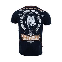 Fact Of Life T-Shirt Knock`em out navy