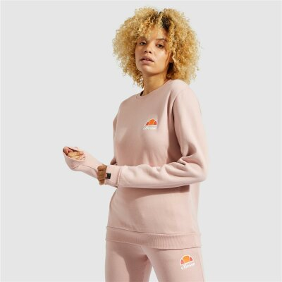 Ellesse Crewneck Haverford Sweatshirt rose S