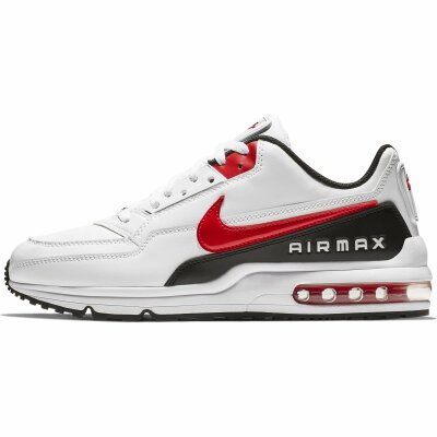 Nike Air Max LTD 3 Sneaker weiß/rot 47/12,5