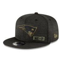 New Era Kappe Salute To Service 9Fifty schwarz