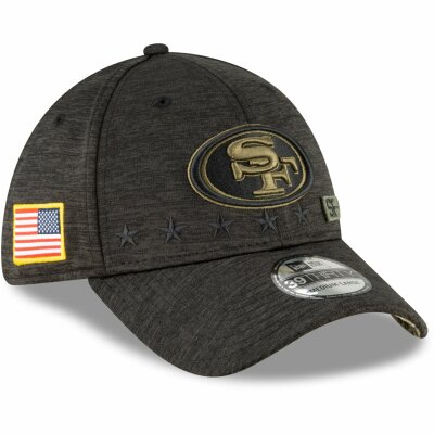 New Era Cap Salute To Service 39thirty schwarz San Francisco 49ers S/M